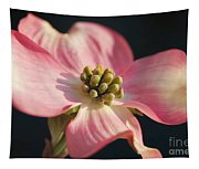 Pink Dogwood Tapestry