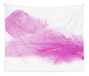 Pink Doubles Tapestry