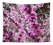 Pink Flower Tapestry