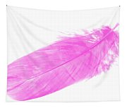 Pink Goose Tapestry
