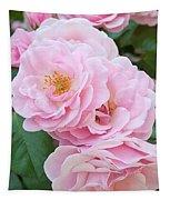 Pink Roses II Tapestry