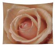 Pink Sensual Rose Tapestry