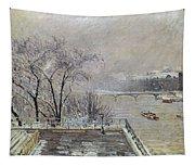 Pissarro: Louvre, 1902 Tapestry