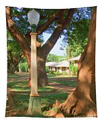 Plantation Street Lamp Tapestry