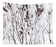 Plants In Winter Tapestry