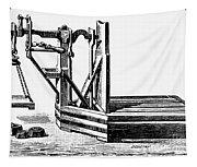 Platform Scale, C1900 Tapestry