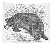 Platypus Tapestry