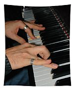 Play Me A Song Piano Man Tapestry