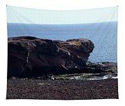 Playa Blanca Tapestry