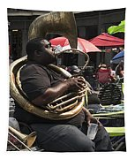 Playing The Tuba _ New Orleans Tapestry