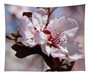 Plum Blossoms 10 Tapestry