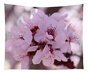 Plum Blossoms 4 Tapestry