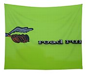 Plymoouth Road Runner In Lime Green Tapestry