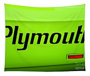 Plymouth Road Runner Tapestry