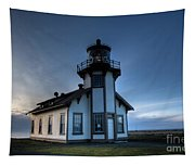 Point Cabrillo Lighthouse Tapestry