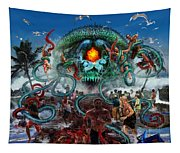 Pollution Shall Thank You Tapestry
