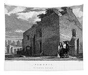 Pompeii: Bathhouse, C1830 Tapestry