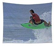 Ponce Surfer Soar Tapestry