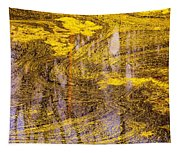 Pond Scum Three Tapestry