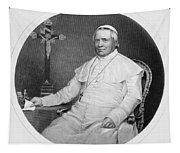 Pope Pius Ix (1792-1878) Tapestry