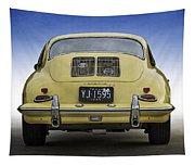 Porsche 356 Tapestry