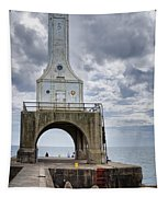 Port Washington Lighthouse Tapestry