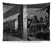 Postal Service, 1875 Tapestry