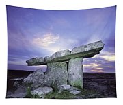 Poulnabrone Dolmen, The Burren, Co Tapestry