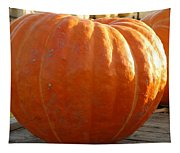 Pounds Of Pumpkin  Fun Tapestry