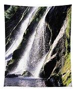 Powerscourt Waterfall, Co Wicklow Tapestry