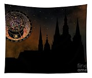 Prague Casle - Cathedral Of St Vitus - Monuments Of Mysterious C Tapestry
