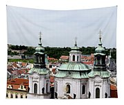 Prague Panorama Tapestry