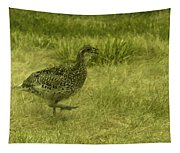 Prarie Chicken At Battle Of Little Bighorn Site Tapestry