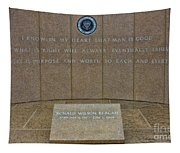 President Ronald Reagan Resting Place Tapestry