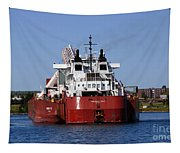Presque Isle Ship Tapestry
