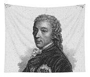Prince Of Kaunitz-rietberg Tapestry
