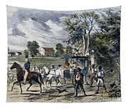 Pro-union South, 1862 Tapestry