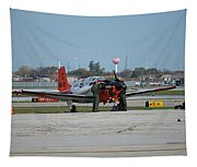 Propeller Plane Chicago Airplanes 09 Tapestry