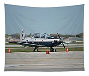 Propeller Plane Chicago Airplanes 10 Tapestry