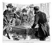 Prostitution, 1892 Tapestry