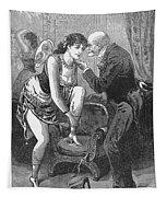 Prostitution, C1880 Tapestry