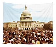 Protest Tapestry