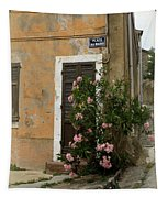 Provence Door Number 9 Tapestry