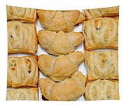 Puff Pastry Party Tray Pano Tapestry
