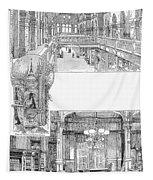 Pullman: Arcade, C1885 Tapestry