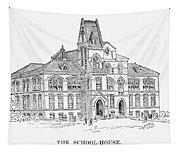 Pullman: Schoolhouse Tapestry