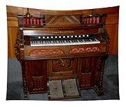 Pump Organ Tapestry