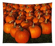 Pumpkin Pie Anyone Tapestry