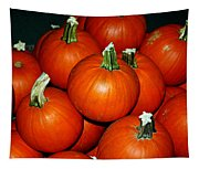 Pumpkins For Sale Tapestry