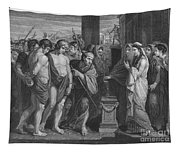 Pylades And Orestes Tapestry